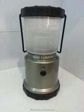 300 lumen aluminum camping lantern