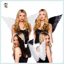 Photo Prop Party Fancy Dress Costume Adult Feather Angel Wings HPC-2368