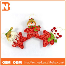 Personalized popular wholesale Hot Selling new product Christmas star ornament