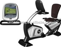 Recumbent Bike/Commercial Fitness Machine/Gym Equipment/Exercise Bike/Cycling/Upright/Fitness/Cardio/Aerobic