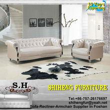 Sofa Furniture Italian Living Room Chesterfield Antique Sofa A981