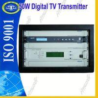 50W DVB-T Digital TV Transmitter digisenders D3