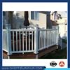 aluminum deck handrails/ aluminium railing