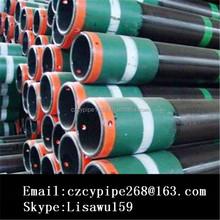 API 5CT K55 J55 N80 L80 P110 Material Oil Casing Pipe manufacturing