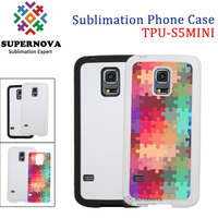 Hot Sale Diy Printable Soft TPU Mobile Phone Cases for Samsung Galaxy S5 MINI