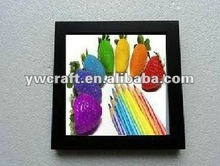 Fruit Picture Wood Frame (New Design) Hot Selling 2012