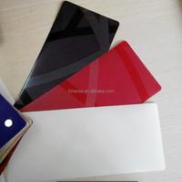 high gloss printed interior sheet