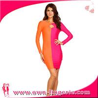 High Quality New Design sexy lady night babydoll dresses