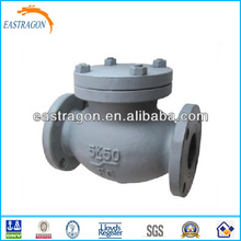 Pneumatic JIS F7358 DN50 Cast Iron Non Return Check Valve