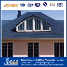 Low cost Roofing Asphalt Shingle Manufacturer Price