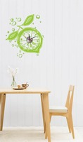 Fake wood color azan clock with DIY Chinese supplier