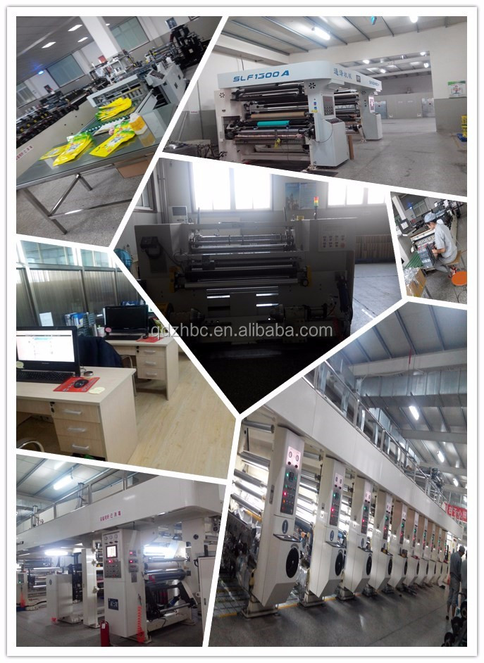 plastic bag factory