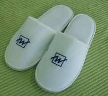 top grade hotel slipper with high quality 2012, best price factory