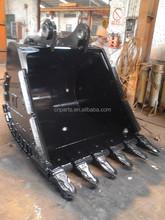 volvo buckets, volvo parts, volvo excavator attachements, volvo excavator bucket for EC140