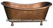 Traditional Copper Bath Tub