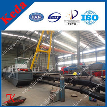 Top Quality Hydraulic Small Cutter Suction Dredger Vessel For Sale