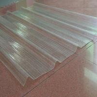 XINHAI color corrugated plastic imitation roof tiles