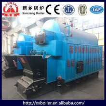 10 ton Steam Boiler Petroleum Coke fired Chain Grate Steam Boiler hot sale