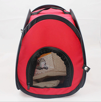 Small Red Pet Products carrier large rabbit cage