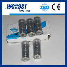 high quality China deep groove ball bearings 6204 2RS C3 for Europe customers market