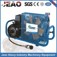 100L/min 300Bar SCUBA Diving Portable Air Compressor / High Pressure Paintball Air Compressor
