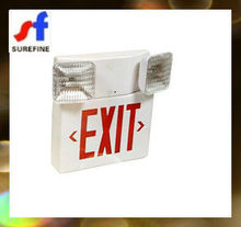 New Exit and Safety Sign Led Emergency Lamp