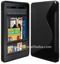 S Line GEL TPU case for Amazon Kindle fire