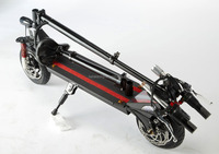 fast speed up and big wheels foldable electric scooter for outdoor sports