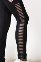 Newest Fashion See through Sexy Woman cool leggings