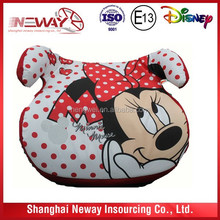 car booster seat with your design printing