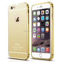 Bulk buy from China 5.5 inch smartphone 24kt gold Waterproof Case For iphone 6 plus 64 gb
