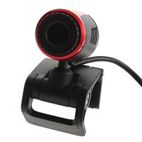 Waterproof USB Webcam 2.0 Clip Instal WebCam Web Camera w/ MIC Microphone PC Camera Webcam Drivers