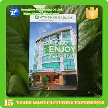 125KHZ RFID Plastic Hotel Key Card/Plastic ID Card
