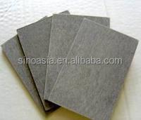 6mm 100% no asbestos fire resistant calcium silicate board/fire rated calcium silicate board