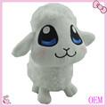 Lindo suave felpa relleno ovejas de juguete