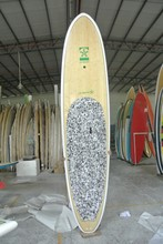 SUP Epoxy Wood Bamboo Paddle Boards Surfoards on Sales Factory Supplier Made in China