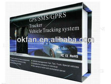 Band Shake Shock Sensor Realtime GSM/GPRS/GPS Car Vehicle Tracker TK103A