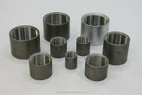 EN 10241 Standard Medium Type Black Carton Steel Socket