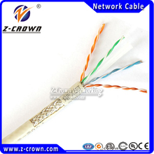 Rational Price Pure Copper 23AWG Cat6 Ethernet Cable 305M/Roll