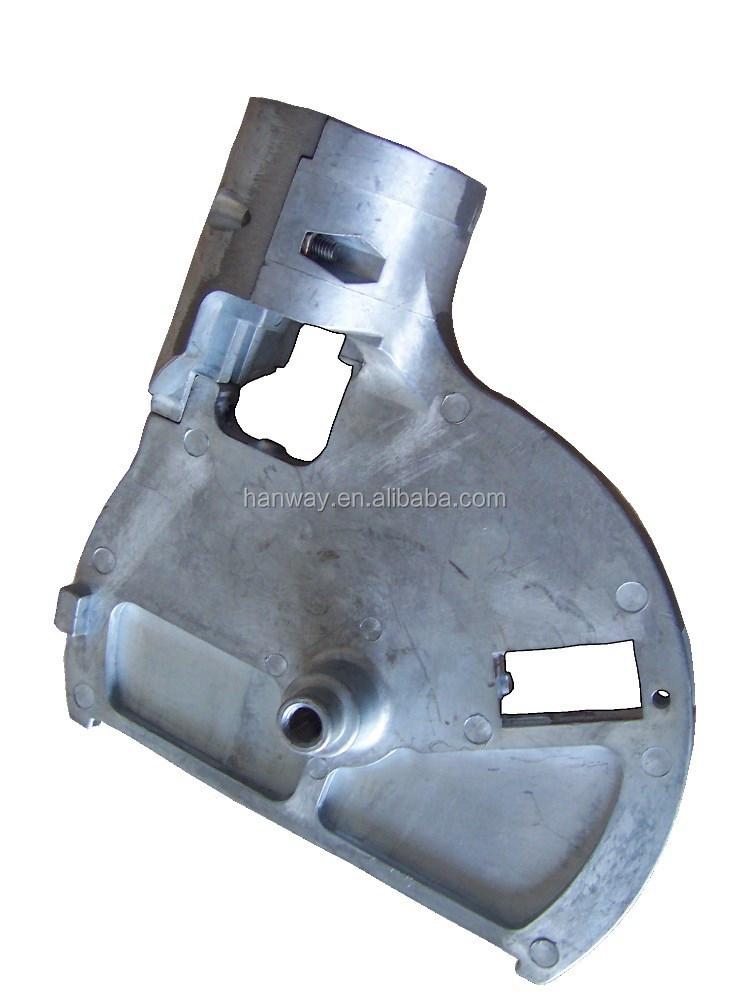 China fabricante aluminum die casting CNC de mecanizado de precisión coches de autopartes