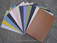 HPL/high pressure laminate formica/sunmica board