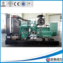 China generator 350 kva manufacturers with Cummins engine NTA855-G2A
