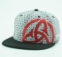 alibaba promotional flat bill flex fit cap