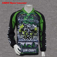 Sublimated custom t shirts long sleeves for wholesale