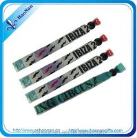2015Alibaba Website Spring Festival Decoration promotional rperformance Slide to unlock wristbands