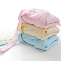 EAswet HOT!!! Baby Muslin Swaddle Blanket Wraps 100% Cotton Super Soft baby blanket