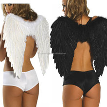 wholesale big size lighted angel wings