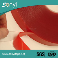 Strong adhesive double Sided clear VHB Acrylic Foam Tape