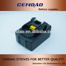 Compatible con el tipo 194205-3/194309-1/bl1815 1.5a herramienta eléctrica batería 18v li-ion battery pack para makita herramien