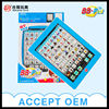 2015 novelty toy school toy Alphabet week date learning pad from professionals OEM factory CE 62115